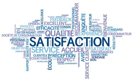 Un excellent service clientèle est notre marque de fabrique