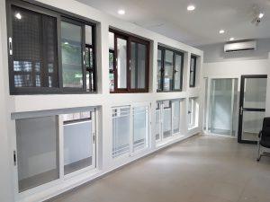 Superlock Aluminium Windows, Glazed Windows
