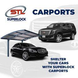 Ultra Modern Car Canopies