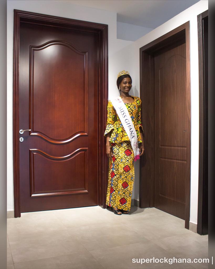 Internal Doors Superlock Ghana