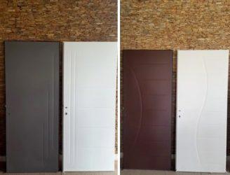 New Metal Internal Doors