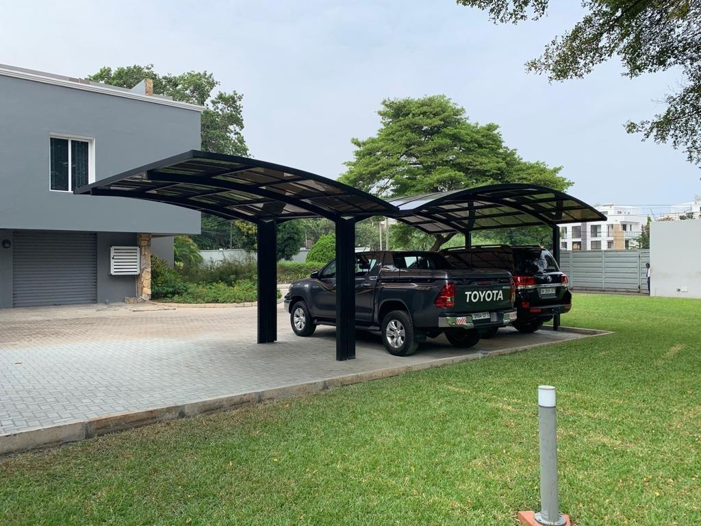 Carports; Canopies for Cars