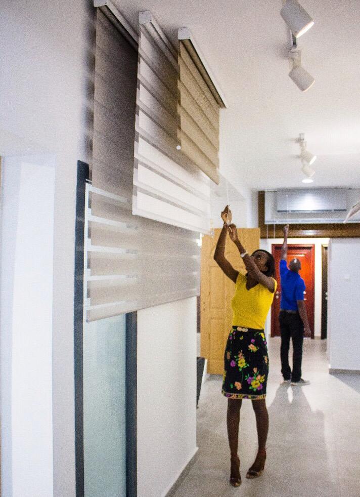 Window Blinds Superlock Ghana