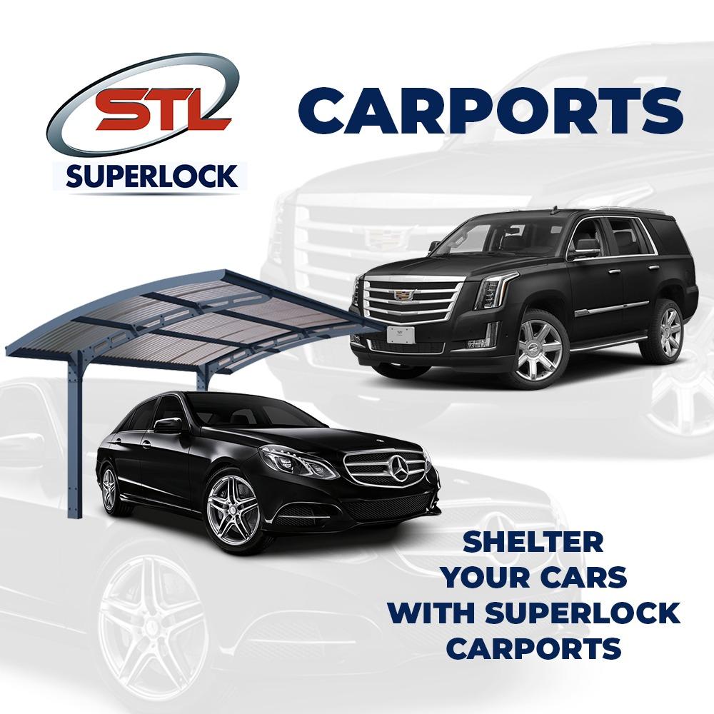 Ultra-Modern Car Canopies