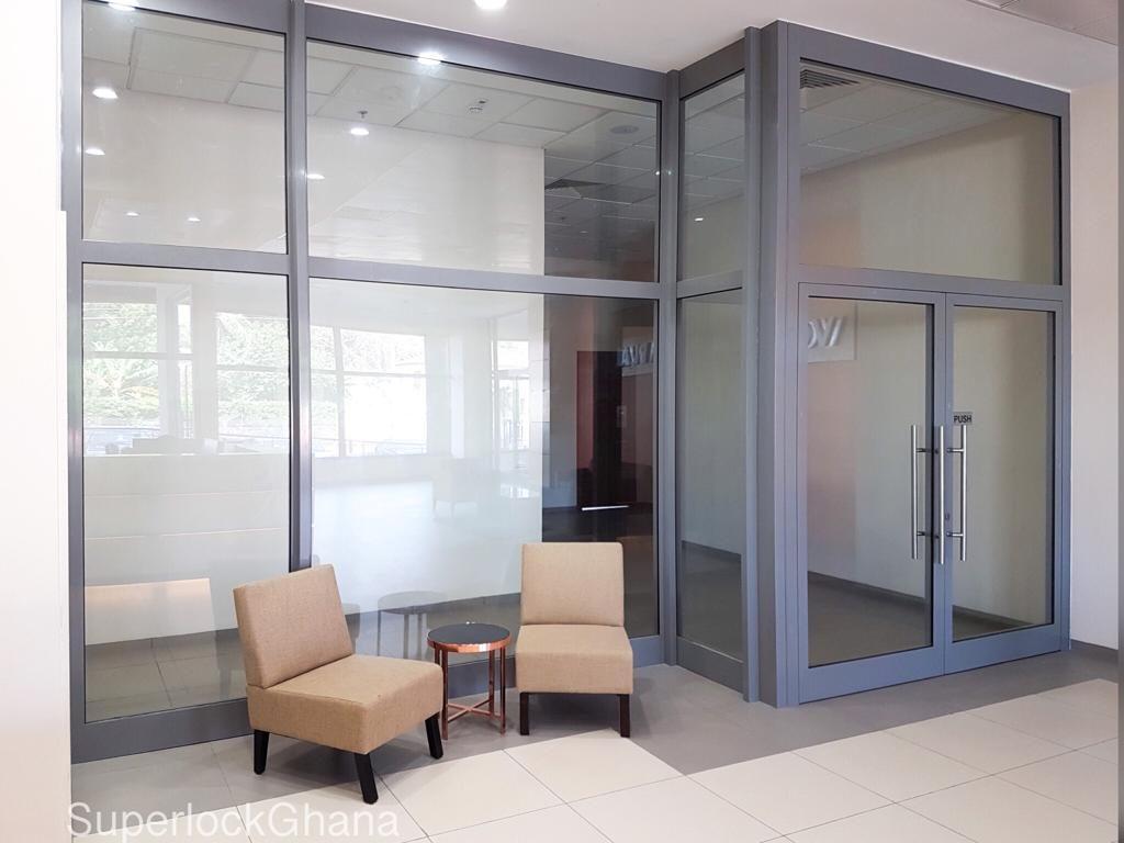 Avantages des portes et fenêtres vitrées