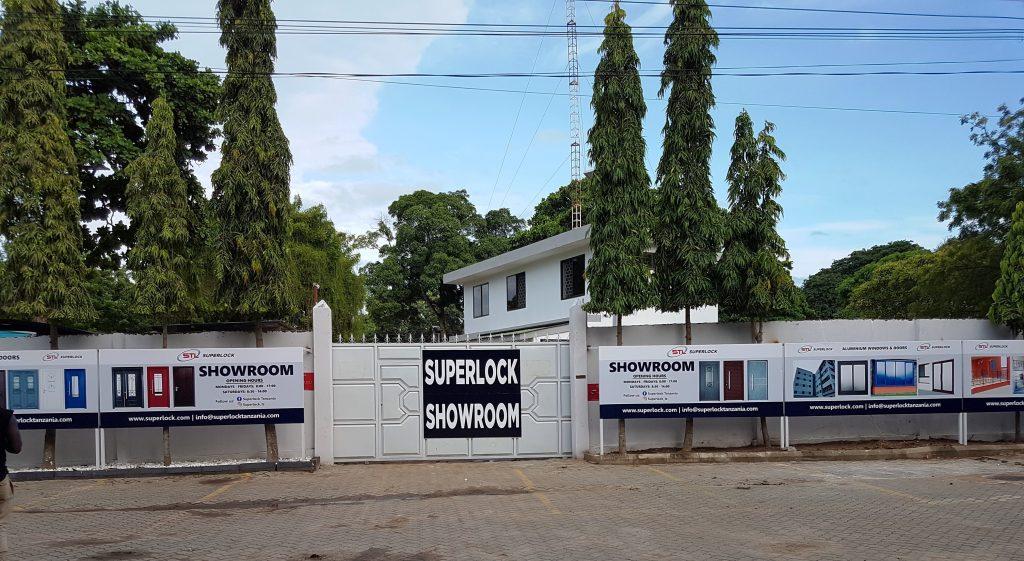 Superlock Officially Opens in Tanzania