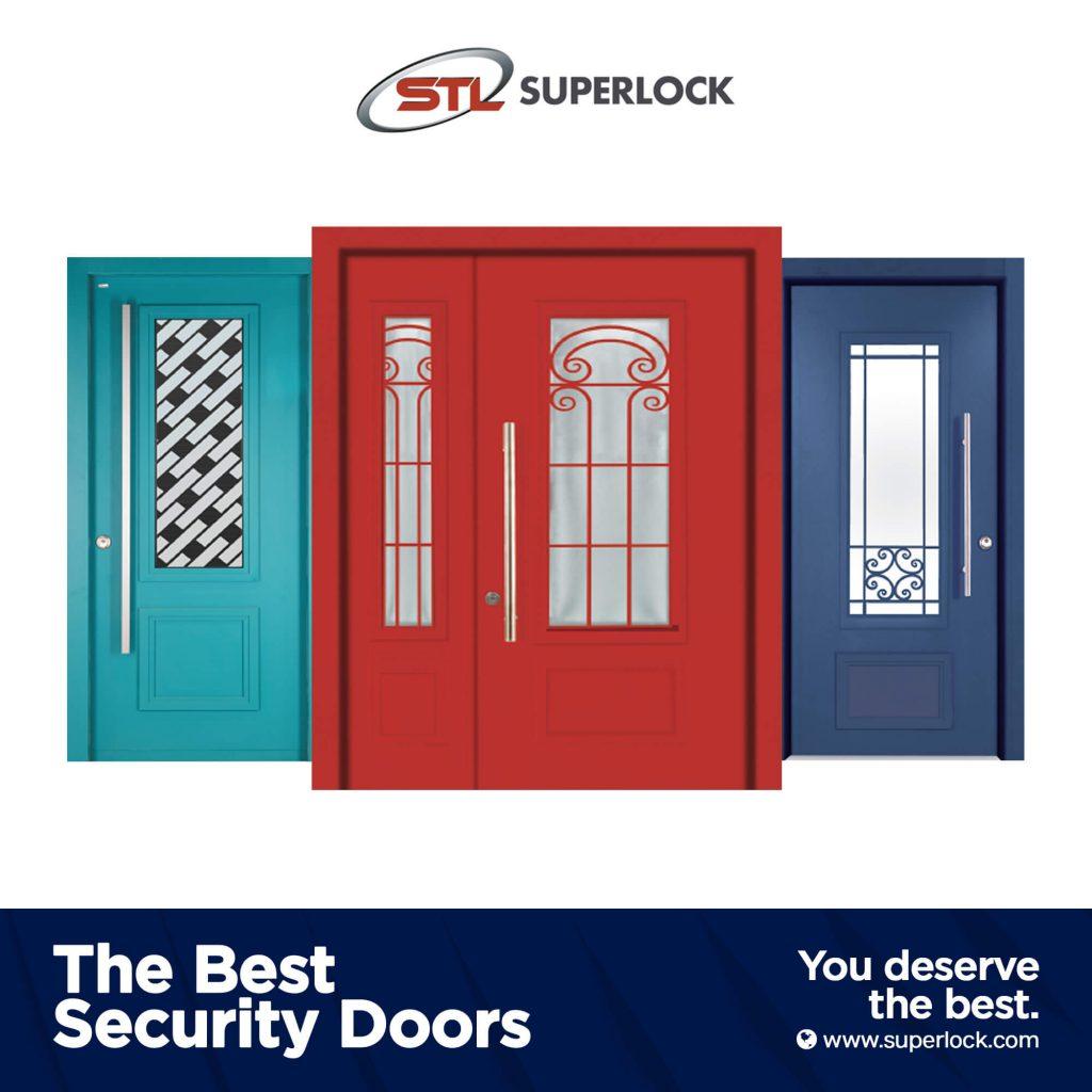 10% Discount Offer- Security Doors